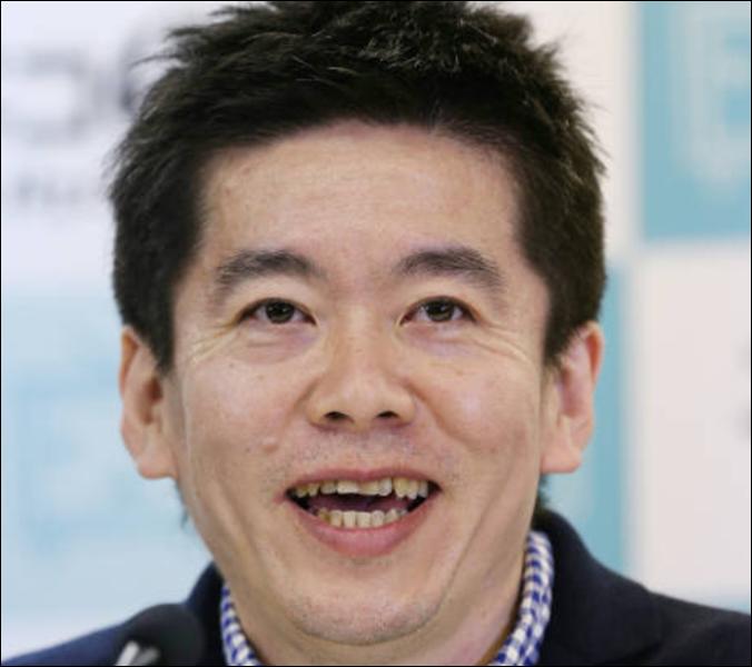 堀江貴文 仮釈放 2013年3月27日